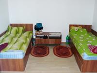 Dormitor locuinta protejata