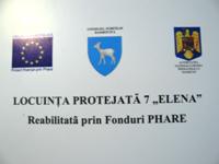Locuinta protejata Elena