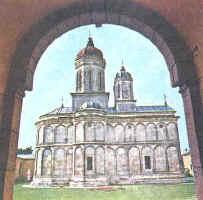 Manastirea Dealu (49230 bytes)