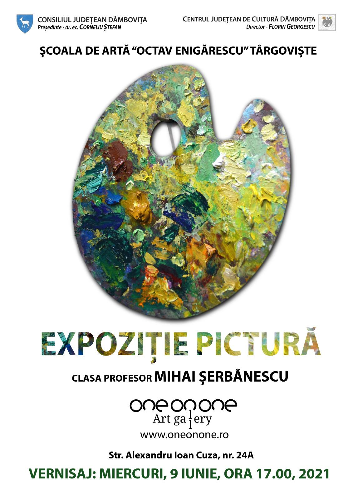 Expoziție de pictură
