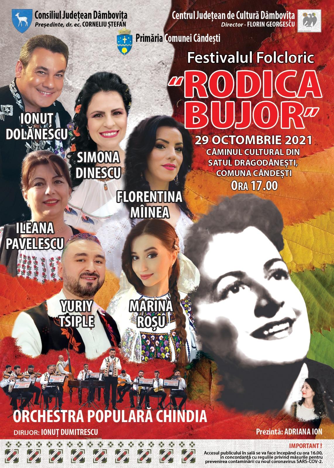 "Festivalul ""Rodica Bujor"""
